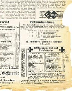 Weißenburger Wochenblatt Detail