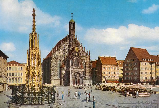 Stadtarchiv Nürnberg A 5 Nr. 2727