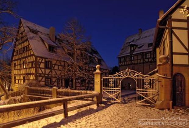Stadtarchiv Nürnberg, Foto: Herbert Liedel 2008