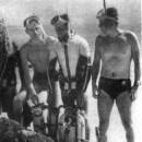 Gruppe des Deutschen Unterwasser-Clubs Nürnberg (DUC) in Sardinien