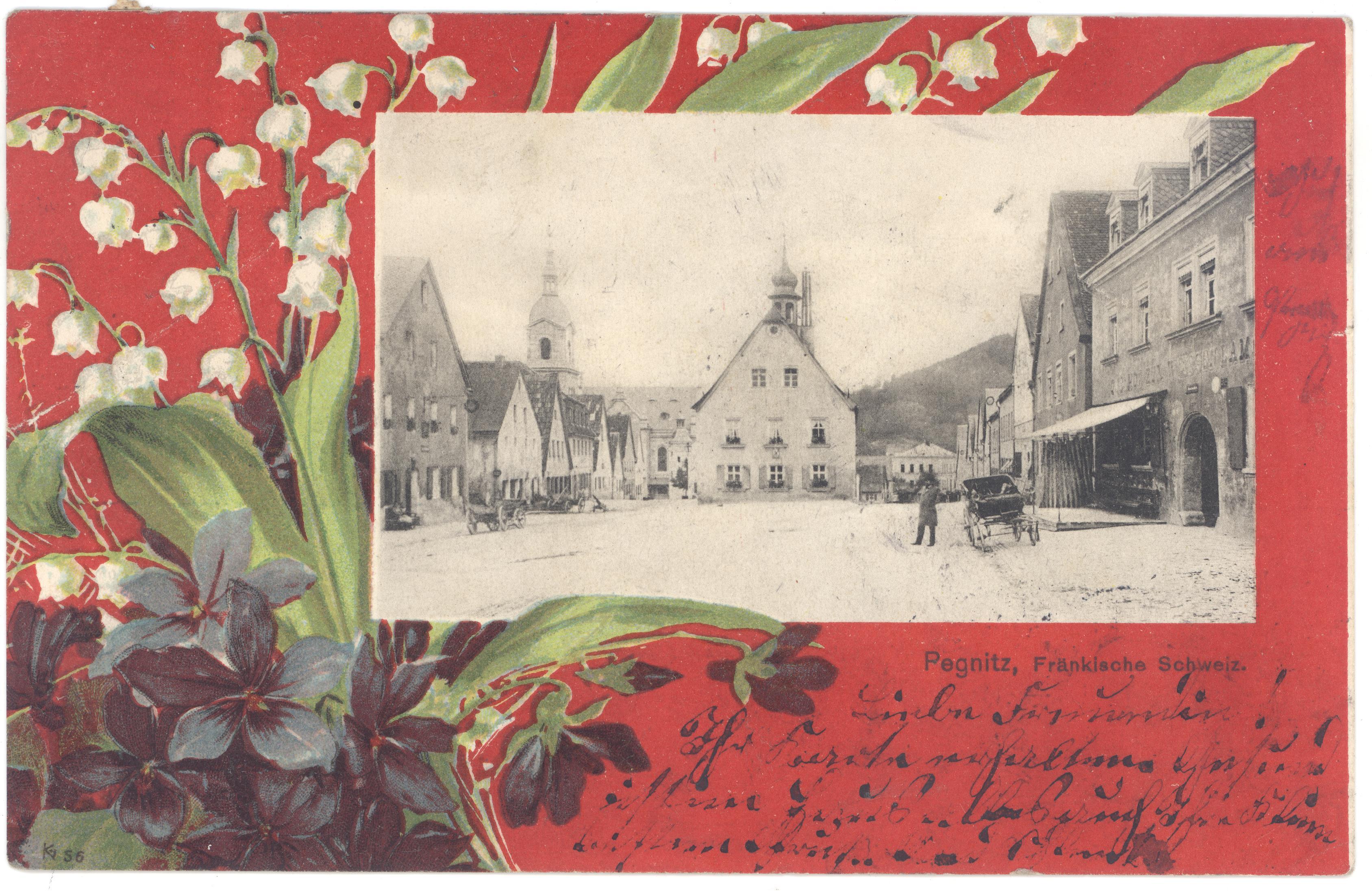 Postkarte 22-(Monat) 1901 (VS)