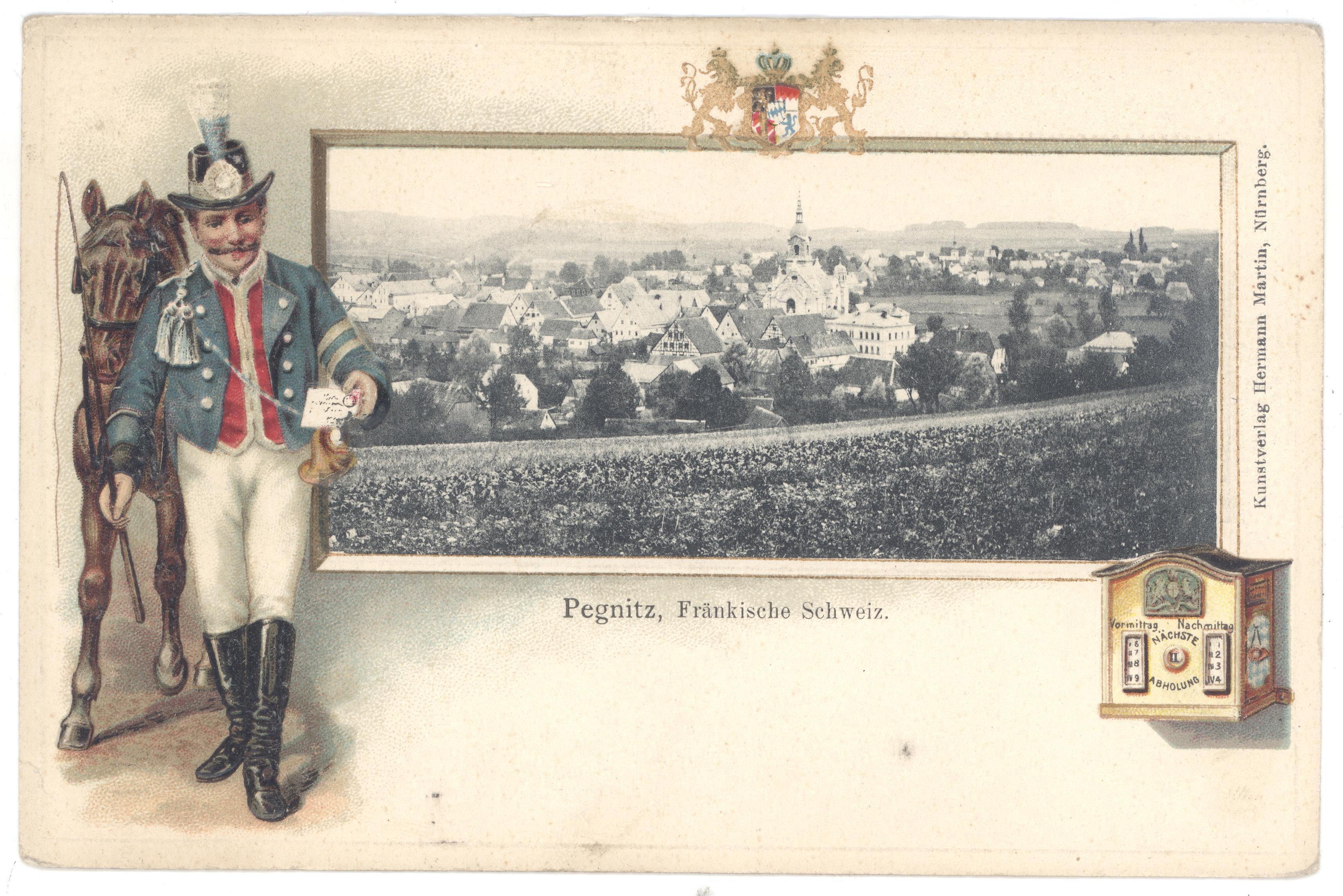 Postkarte 51-undatiert, um 1900 (VS)