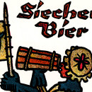 Ausschnitt der Reklame der Brauerei J. G. Reif für ihr Siechenbier. Postkarte, 1910 (Stadtarchiv Nürnberg A 34 Nr. 3856)
