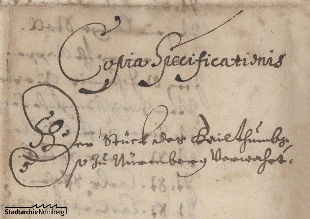 Aufstellung der Stücke des Reichsheiltums, die seit 1424 in Nürnberg verwahrt werden