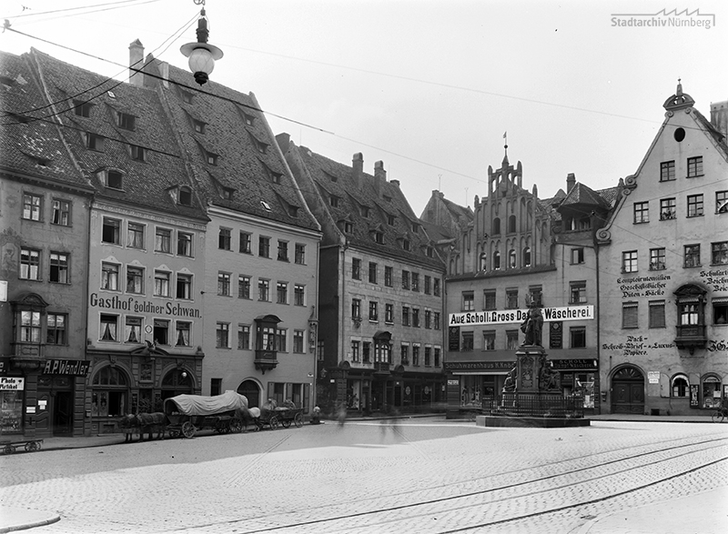 Es geschah vor 450 Jahren – Linhart II. Tucher stirbt | Stadtarchive in der Metropolregion Nürnberg