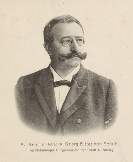Dr. Georg Ritter von Schuh