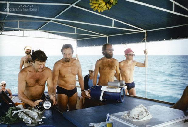 Forschungsfahrt zu den Malediven