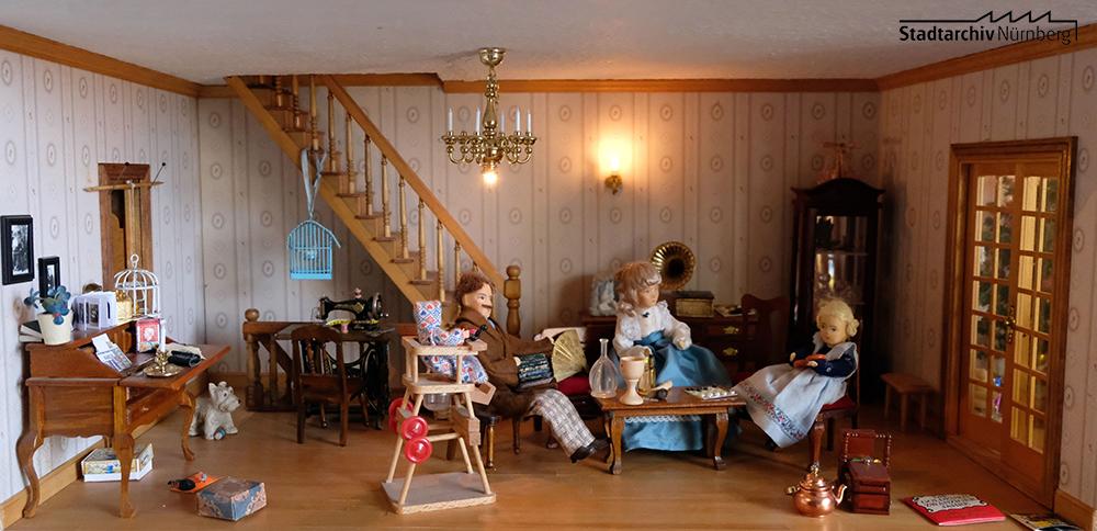 Puppenhaus, 1988/1990